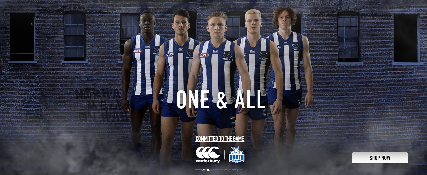 NMFC Reveal 2017