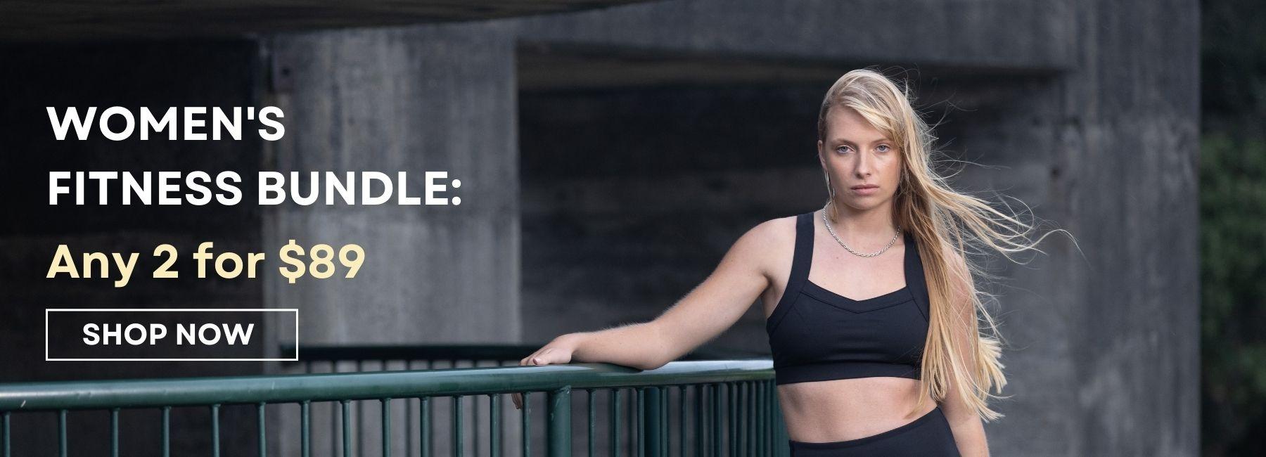 women's training bundle