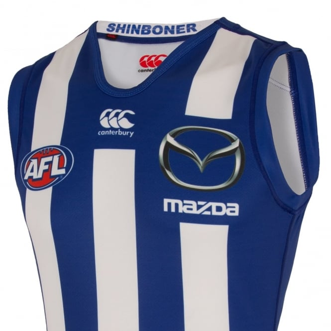 NMFC On Field Pro Away Guernsey
