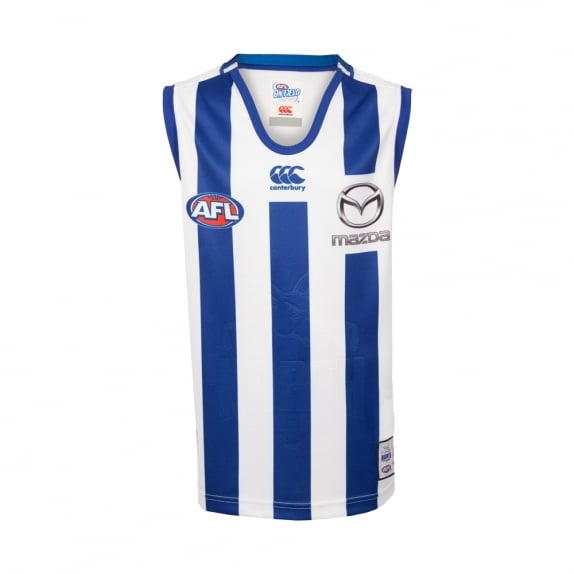 NMFC REPLICA ON FIELD PRO AWAY GUERNSEY 2017 - JUNIORS