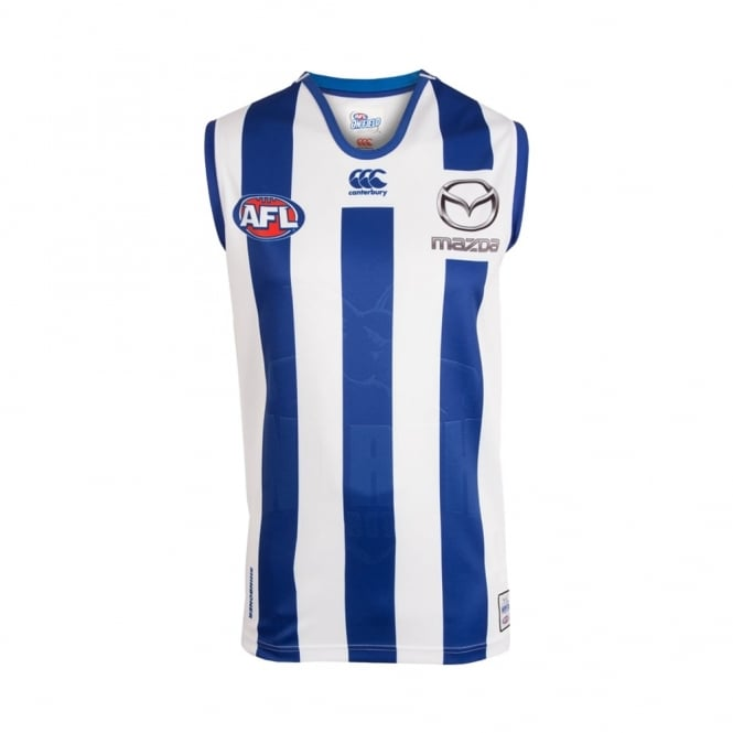 NMFC REPLICA ON FIELD PRO AWAY GUERNSEY 2017