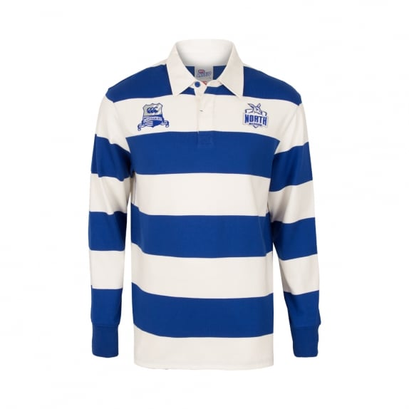 NMFC SUPPORTERS OLD SCHOOL RUGBY JERSEY 2017