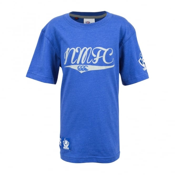 Nth Melb Supporters Tee - JUNIORS
