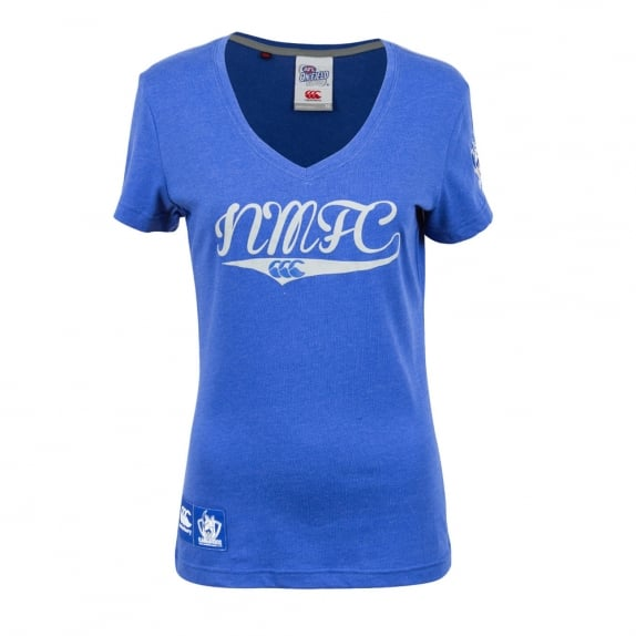 Nth Melb Supporters Tee - WOMENS