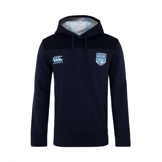 NSW BLUES OH HOODY 2018