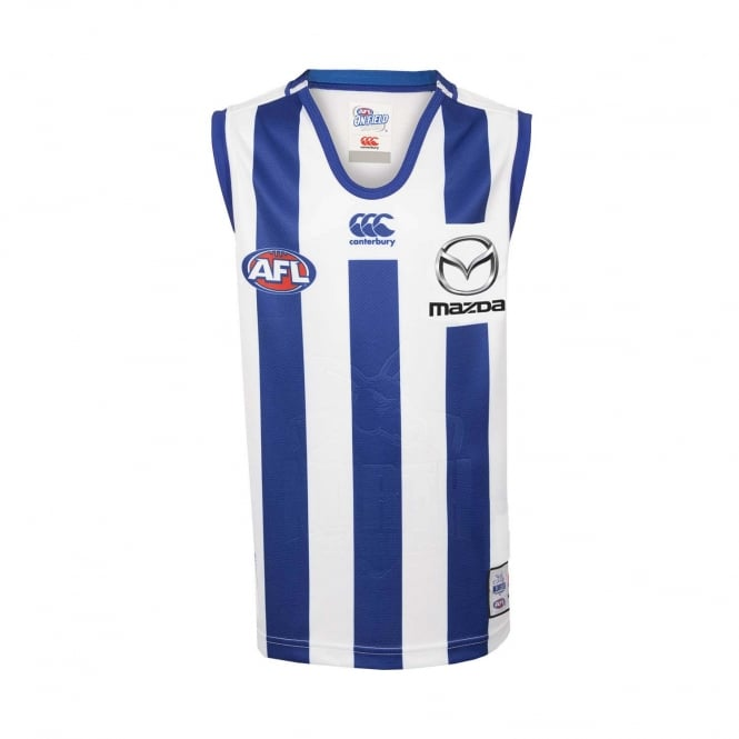 NMFC ON FIELD PRO AWAY GUERNSEY 2018 - JUNIORS