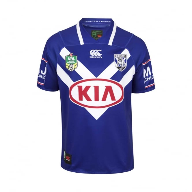 BULLDOGS PRE-SALE PRO ALTERNATE JERSEY 2018