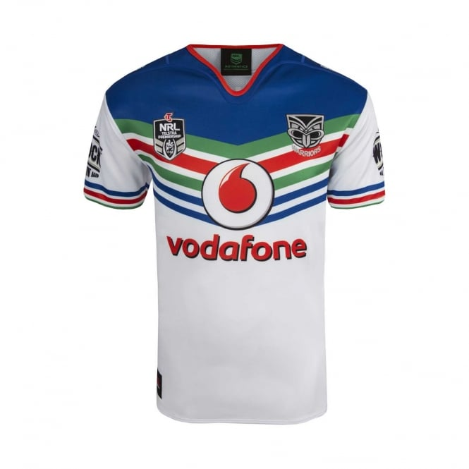 VODAFONE WARRIORS PRO HERITAGE JERSEY 2018 - BIG & TALL
