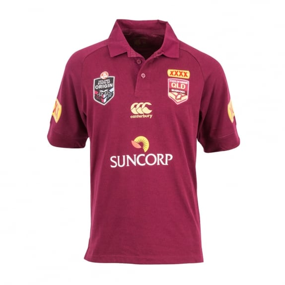 QLD Classic S/S Jersey