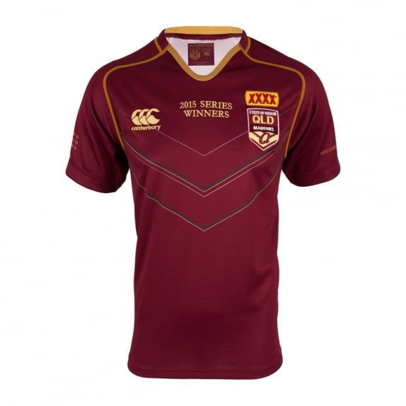 QLD SERIES WIN JERSEY 2015