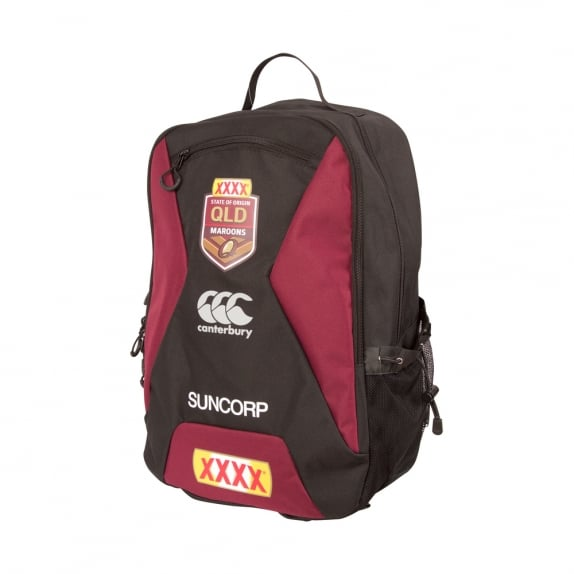 QLD SOO BACKPACK 2017