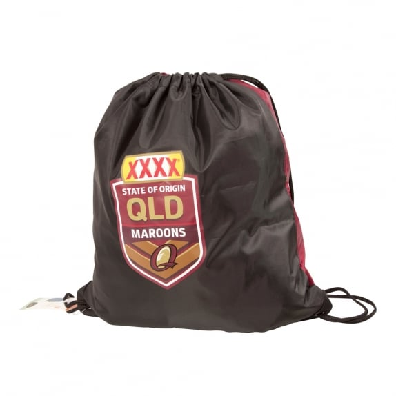 QLD SOO DRAWSTRING BAG 2017