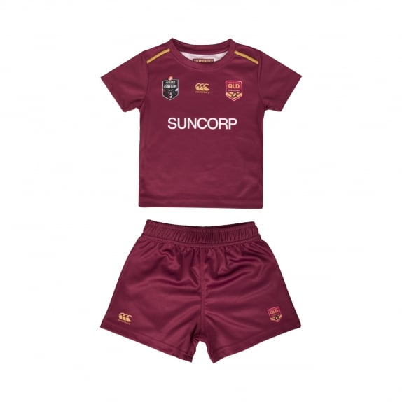 QLD SOO ON FIELD INFANT SET 2017