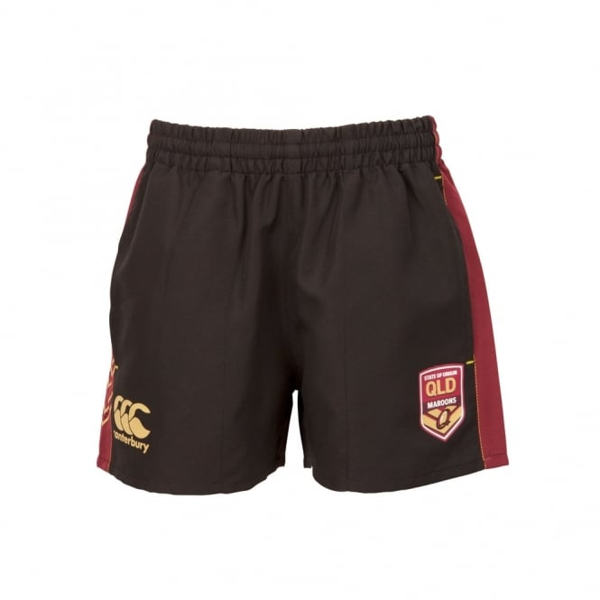 QLD SOO PERFORATED SHORT 2017 - JUNIORS