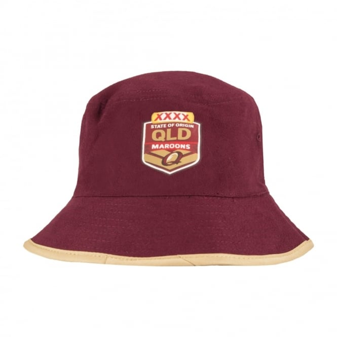 QLD SOO REPLICA BUCKET HAT 2017 - Mens from Canterbury Australia f5ce5477c93