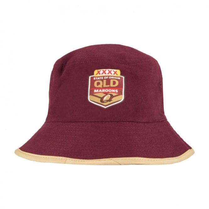 QLD SOO REPLICA BUCKET HAT 2017 - Mens from Canterbury Australia c9115a5afc8