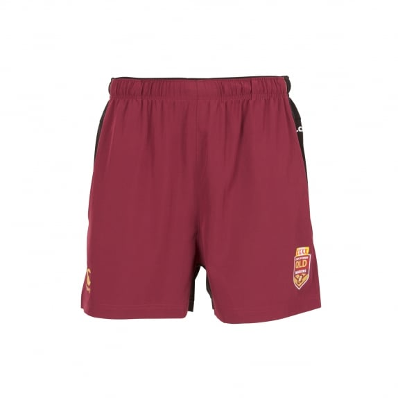 QLD SOO REPLICA GYM SHORT 2017