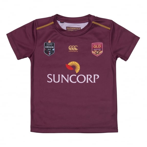 QLD SOO Replica On Field Jersey - Infants
