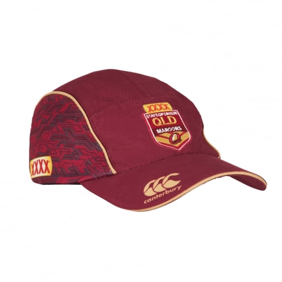QLD SOO TRAINING CAP 2017