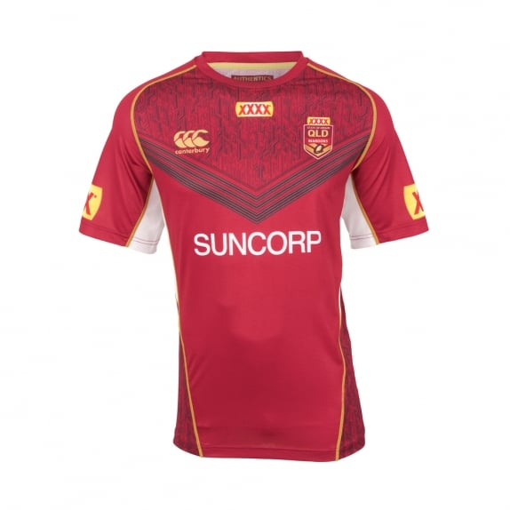 QLD SOO TRAINING TEE 2017