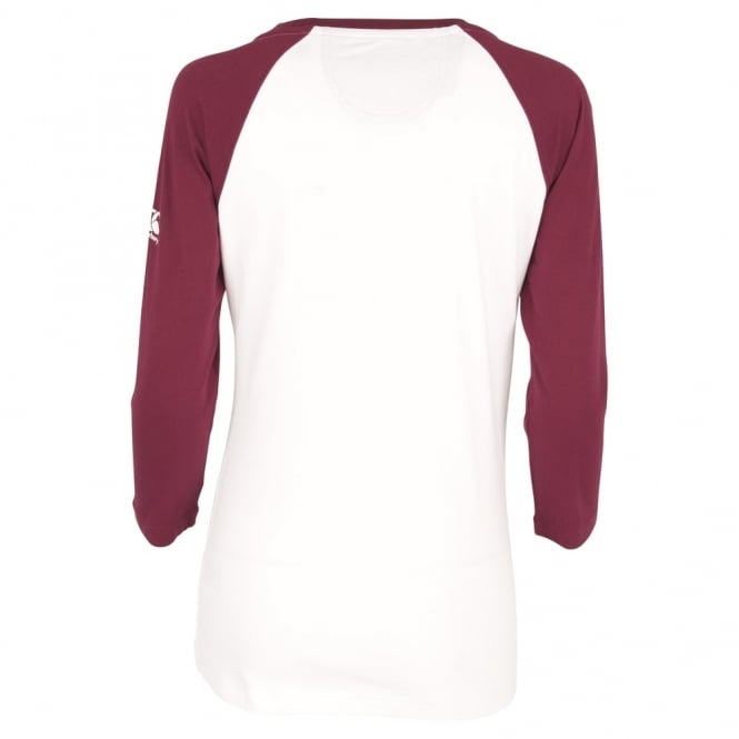 QLD SOO Womens 3/4 Sleeve Tee