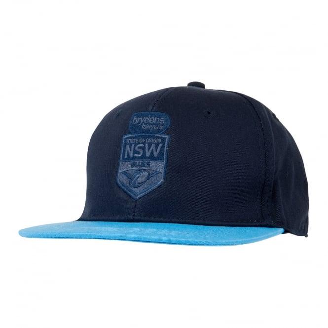 NSW BLUES SNAPBACK CAP 2018 - Mens from Canterbury Australia 938cfeeb5ff