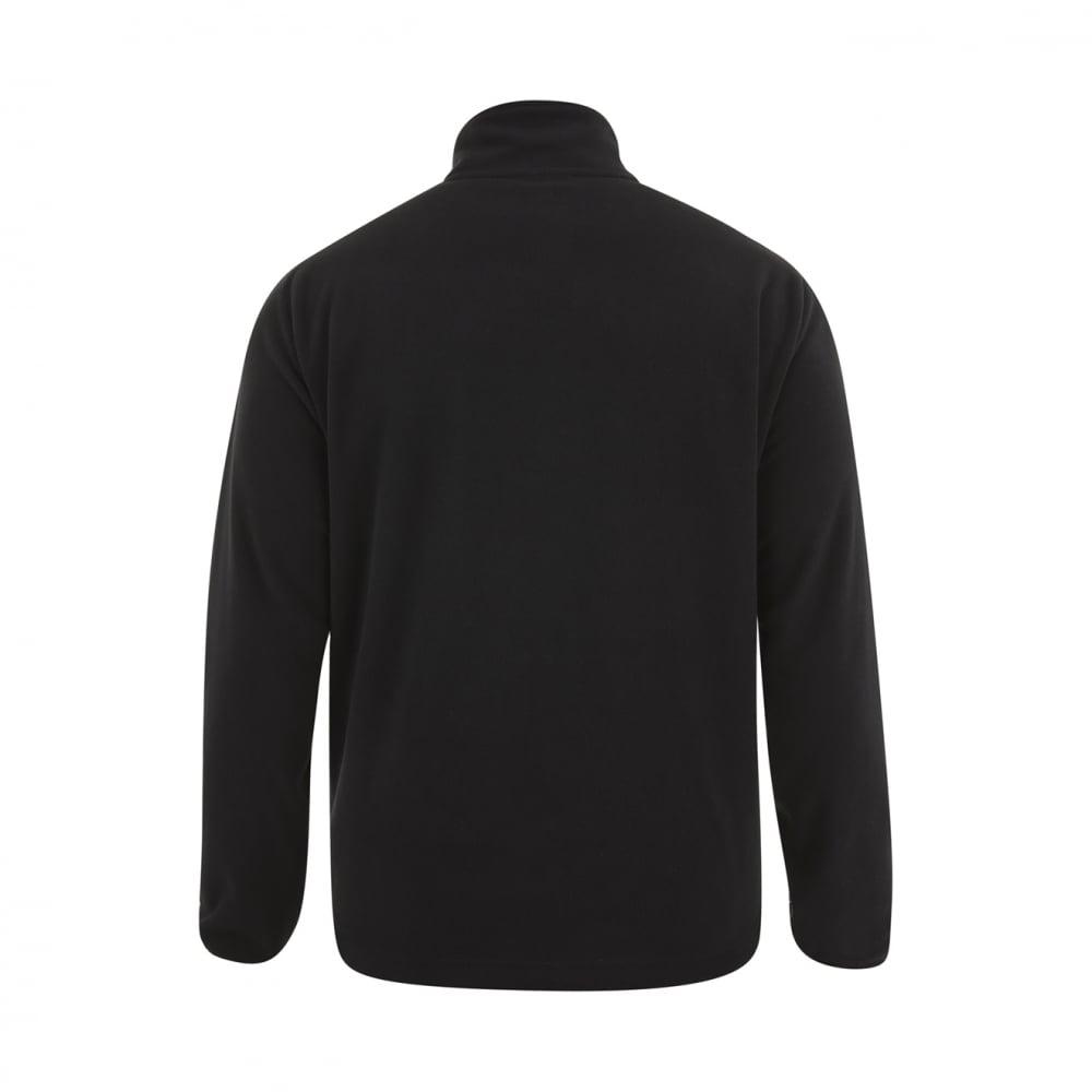 Design your own t-shirt in australia - Team 1 4 Zip Micro Fleece
