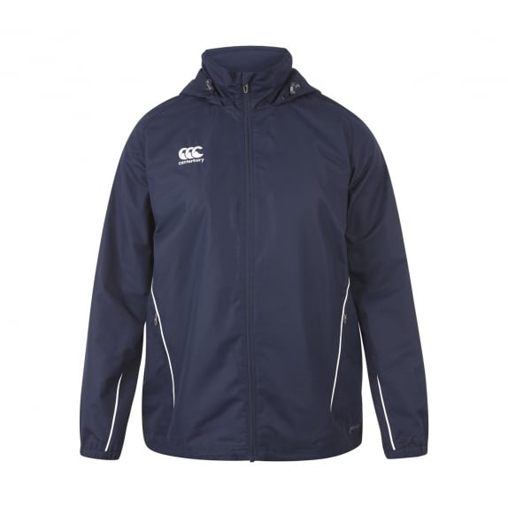 TEAM FULL ZIP RAIN JACKET