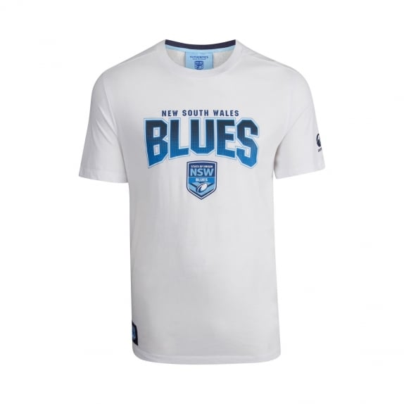 THE BLUES TEE 2018