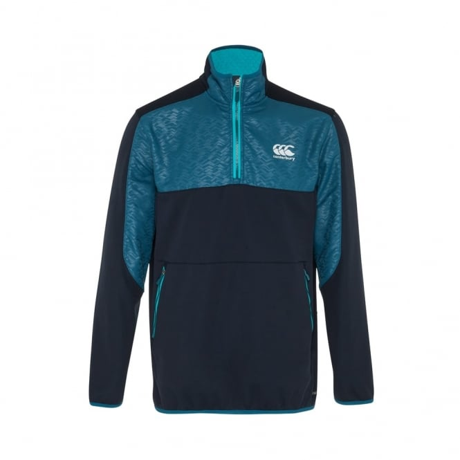 THERMOREG SPACER 1/4 ZIP TOP