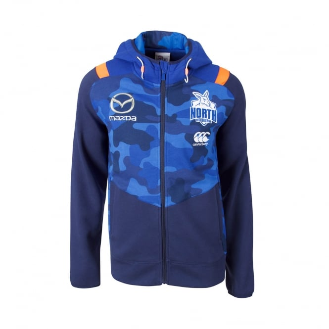 NMFC TRAINING ZIP THRU HOODIE 2018