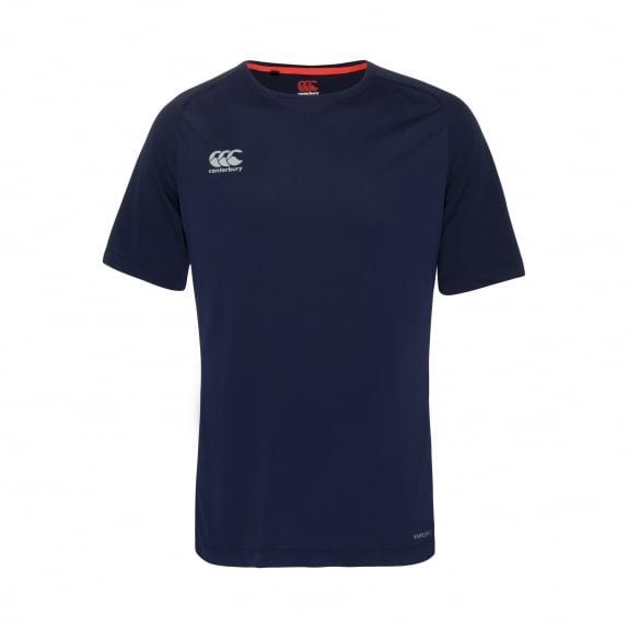 VAPODRI SUPERLIGHT S/LOGO TEE