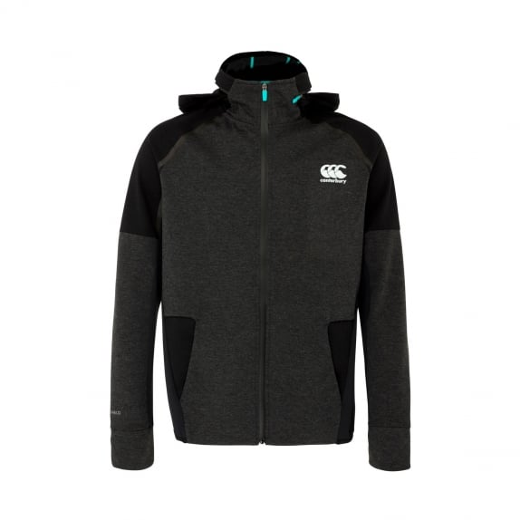 VAPOSHIELD ZIP THRU HOODY - BIG & TALL