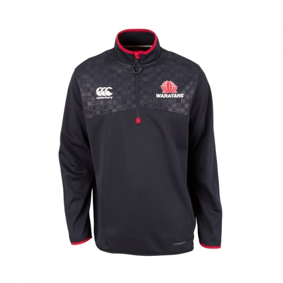 WARATAHS REPLICA 1/4 ZIP THERMOREG 2017