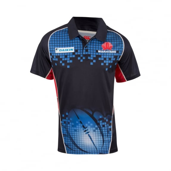 WARATAHS REPLICA TRAINING POLO 2017