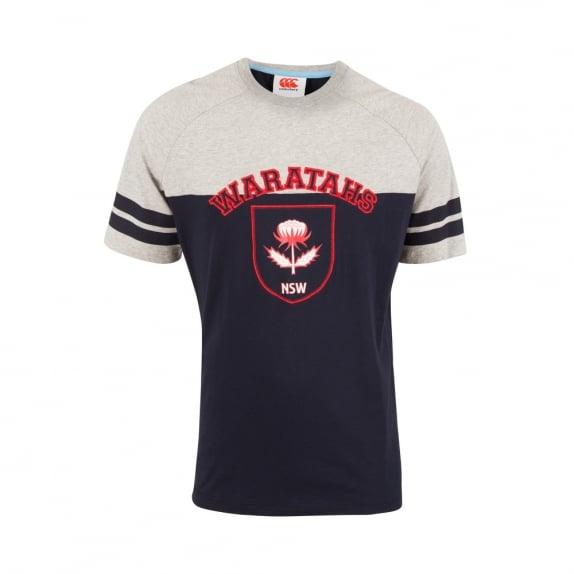 WARATAHS SHIELD TEE 2017