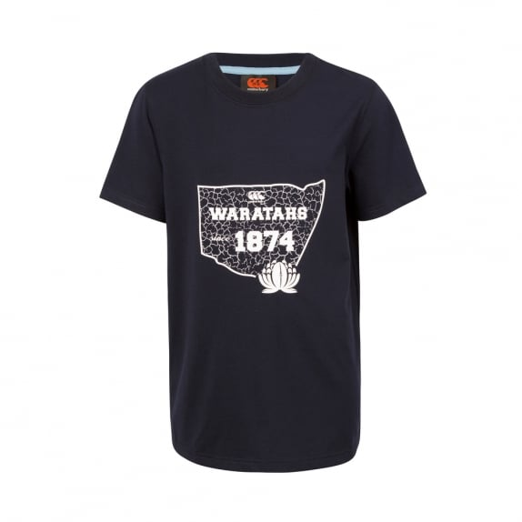 WARATAHS SUPPORTERS TEE 2017 - JUNIORS