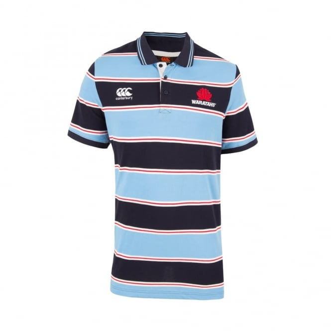 WARATAHS YARN DYE POLO 2017