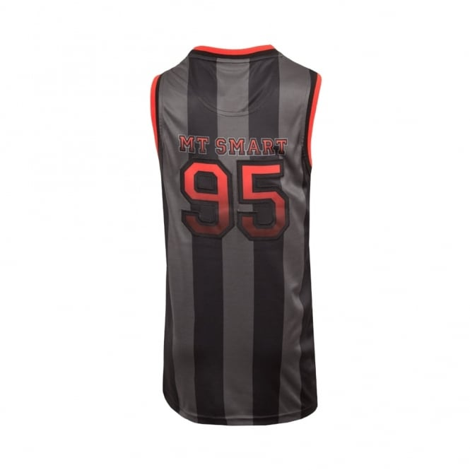 WARRIORS BASKETBALL SINGLET 2017 - JUNIORS