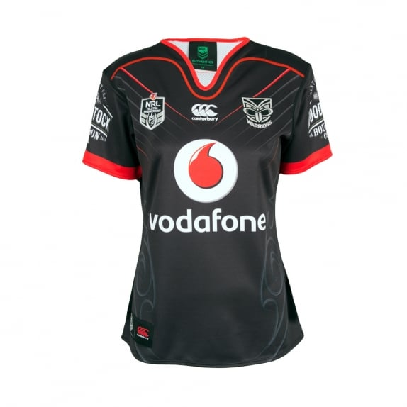 WARRIORS HOME JERSEY 2017 - WOMENS