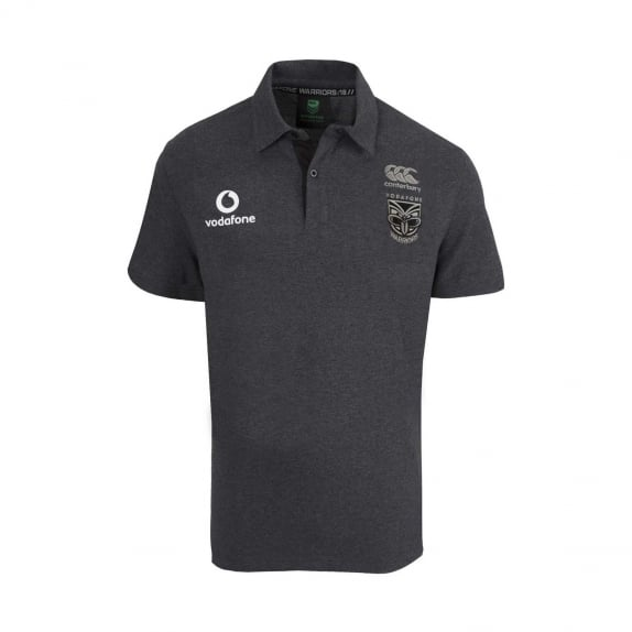 WARRIORS PRE SEASON POLO 2018