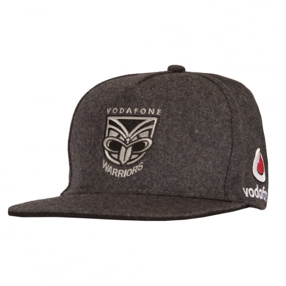 WARRIORS REPLICA FLATPEAK CAP 2017
