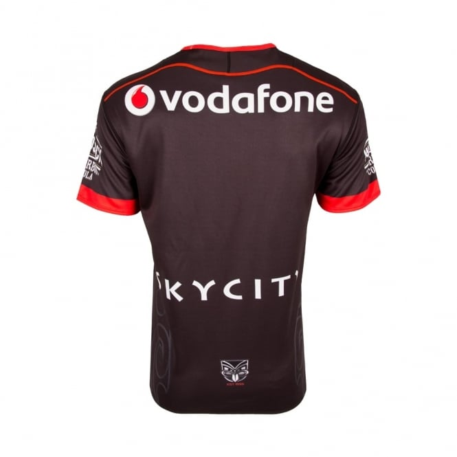 WARRIORS REPLICA HOME JERSEY 2017
