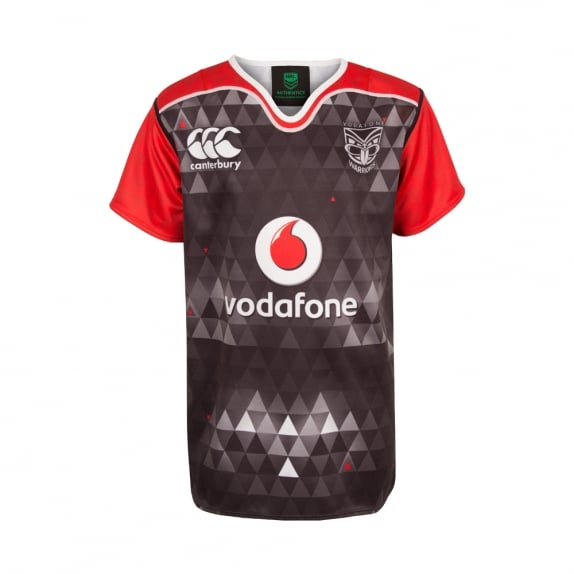 WARRIORS REPLICA TRAINING JERSEY 2017 - JUNIORS