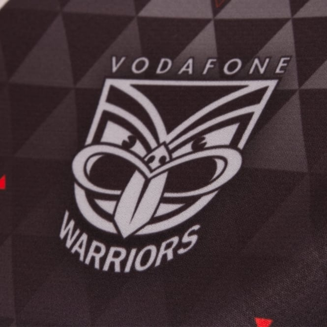 WARRIORS REPLICA TRAINING JERSEY 2017