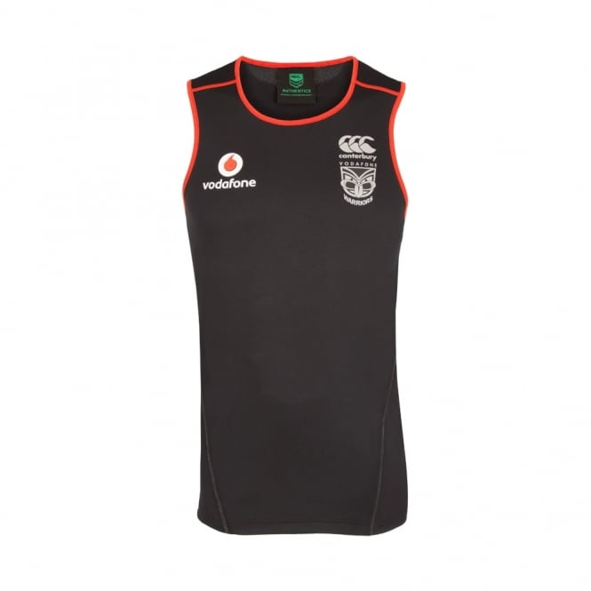 WARRIORS REPLICA TRAINING SINGLET 2017