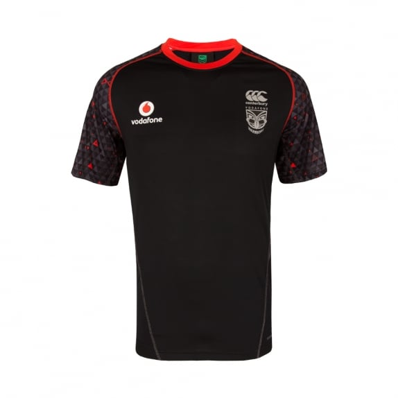 WARRIORS REPLICA TRAINING TEE 2017