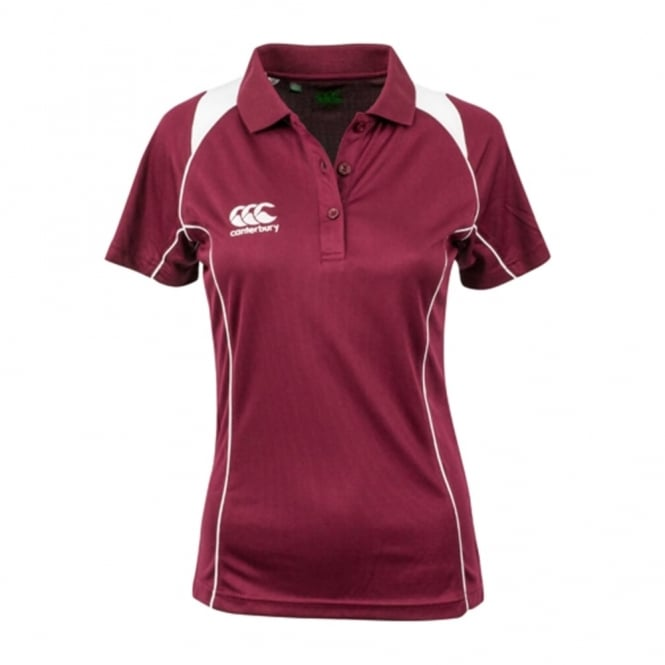 Womens Alpha Polo
