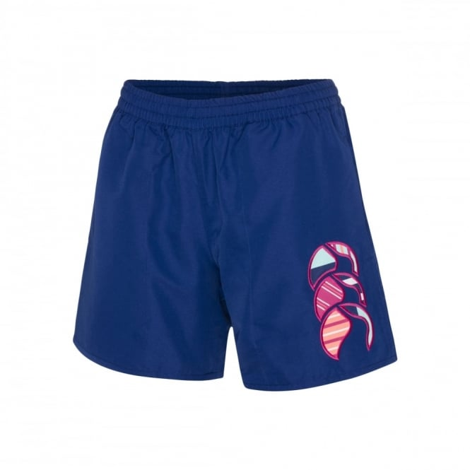 WOMENS UGLIES TACTIC SHORT SODALITE BLUE