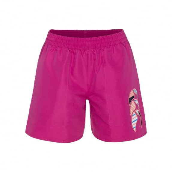 WOMENS UGLIES TACTIC SHORT VERY BERRY